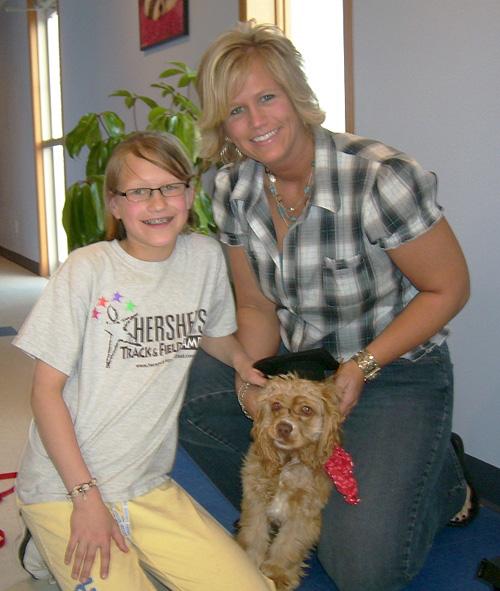 Brooke, Sarah, and Sadie Bruinsma